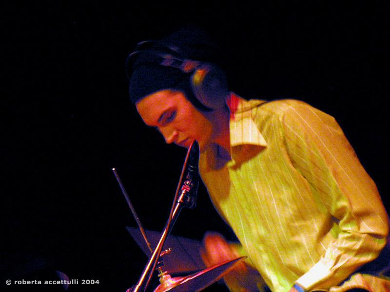 Josh Klinghoffer, Michael Rother and Frusciante – Aug 4, 2004