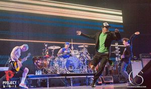 RHCP Concert (Raleigh, North Carolina – April 4, 2012)