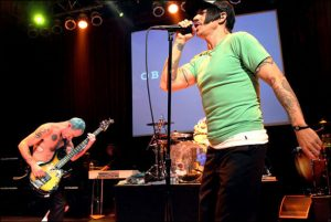 RHCP Concert  (Cleveland, Ohio – April 15, 2012)