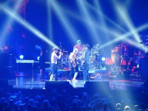RHCP Concert (Newark, New Jersey – May 4-5, 2012)