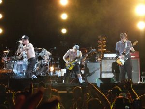 RHCP Concert (Manchester, Tennessee – June 9, 2012)
