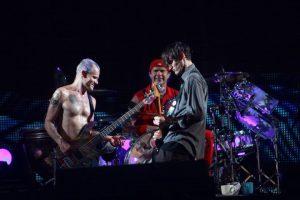 RHCP Concert (Nijmegen, Netherlands –  June 28, 2012)