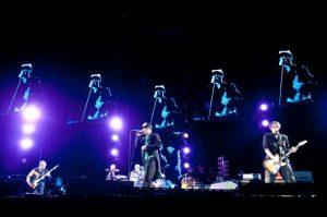 RHCP Concert (Knebworth, England – June 23, 2012)