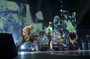 RHCP Concert (Louisville, Kentucky – June 7, 2012)
