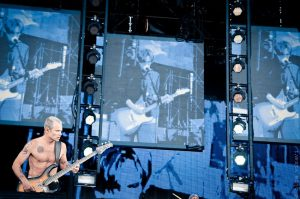 RHCP Concert (St. Petersburg, Russia – July 20, 2012)