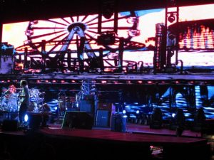 RHCP Concert (Oakland, California – August 14 & 15, 2012)
