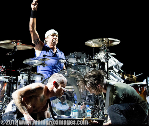 RHCP Concert (Glendale, Arizona – September 25, 2012)