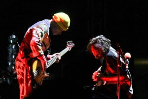 RHCP Concert (Dreamforce – San Francisco – September 19, 2012)