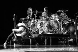 RHCP Concert  (Omaha, Nebraska  – October 28, 2012)