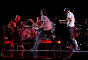 RHCP  Concert  (Oklahoma City – October 22, 2012)