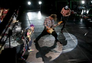 RHCP Concert  (Austin, Texas – October 14, 2012)