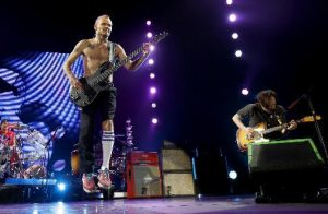 RHCP Concert  (Minneapolis, Minnesota  – October 30, 2012)