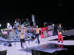 RHCP Concert  (Portland, Oregon – November 14, 2012)