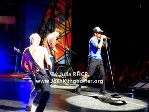 RHCP concert – Adelaide, Australia (Jan 25, 2013)