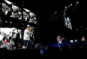 RHCP Concert – Mexico City, Mexico (Mar 05, 2013)