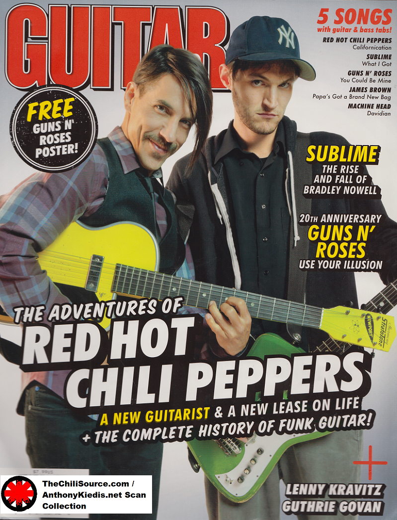Guitar World (October 2011)