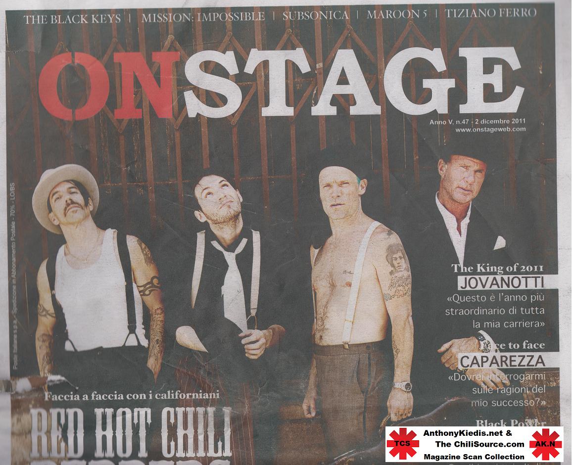 Onstage (December 2011)