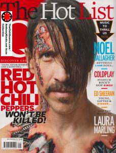 Q-301-RHCP-september-2011-cover1