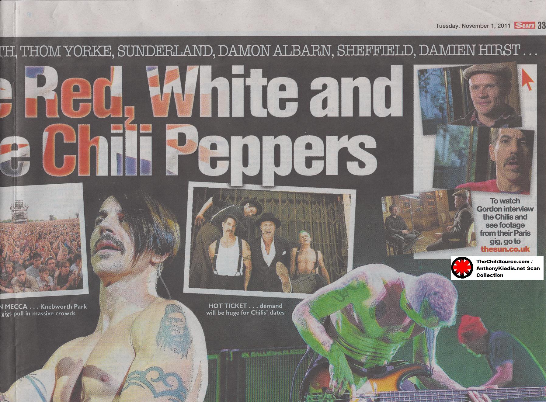 The Sun UK (November 2011)