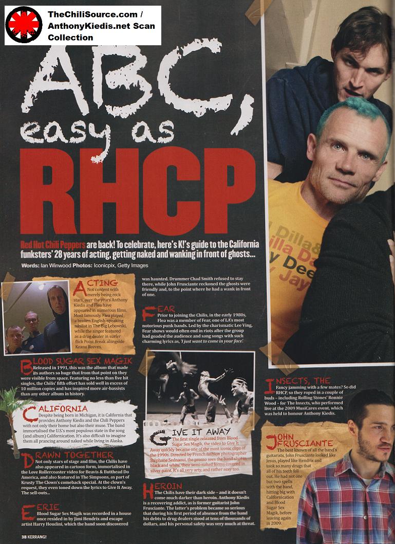 Kerrang 1379 (August 2011)