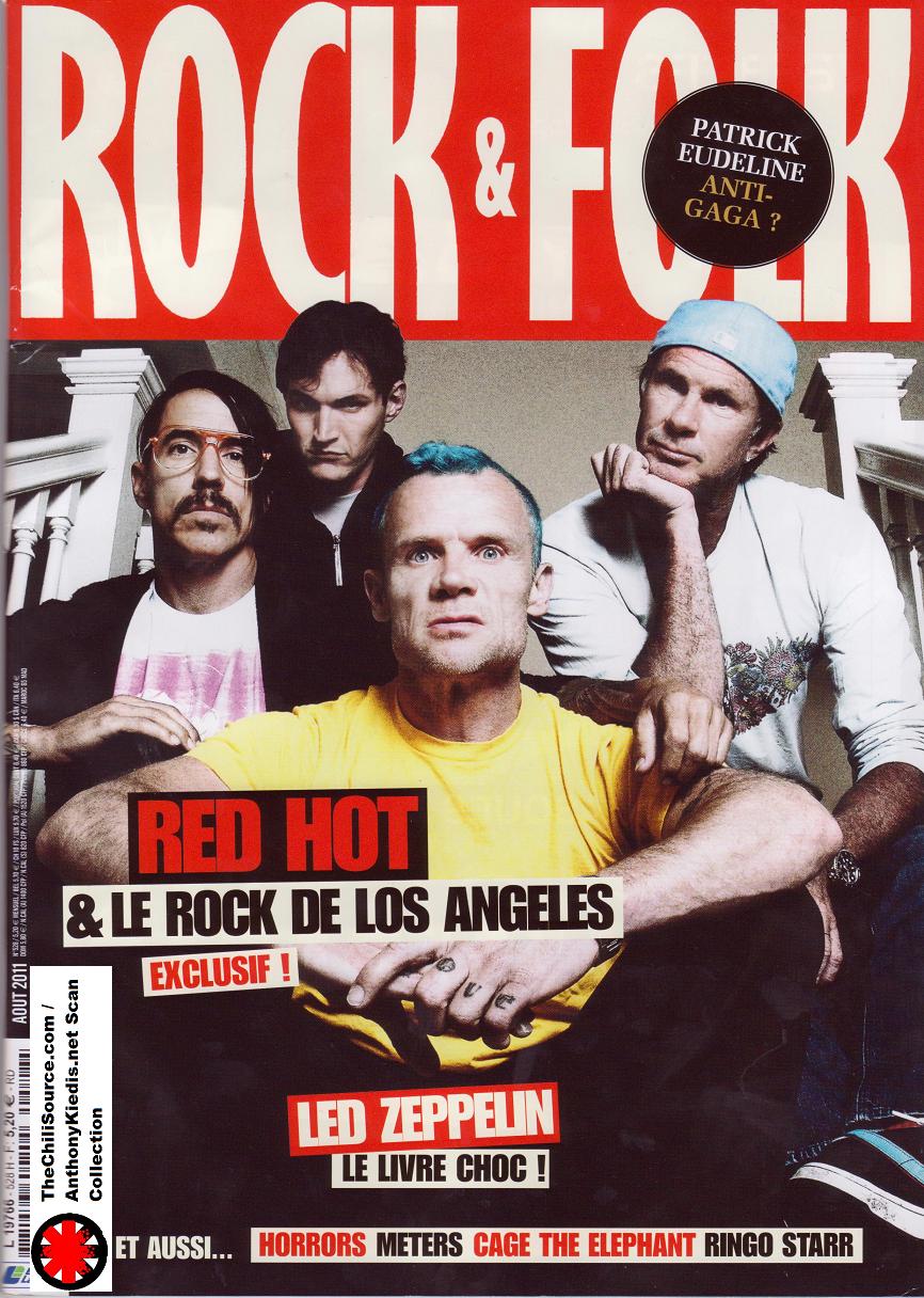 Rock & Folk (August 2011)