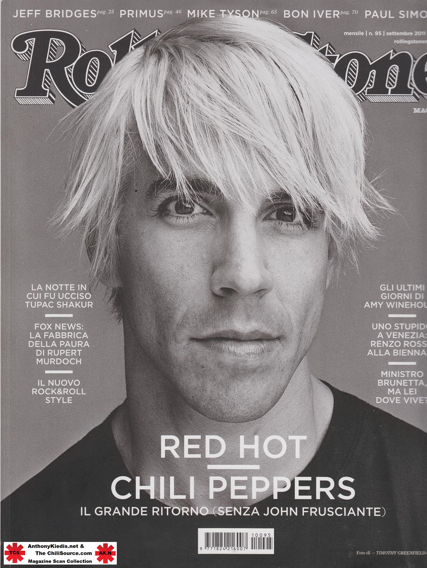 Rolling Stone 09/2011 (Italia)