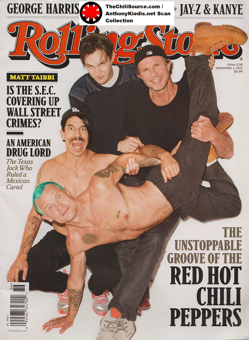Rolling Stone (1138) 09/2011