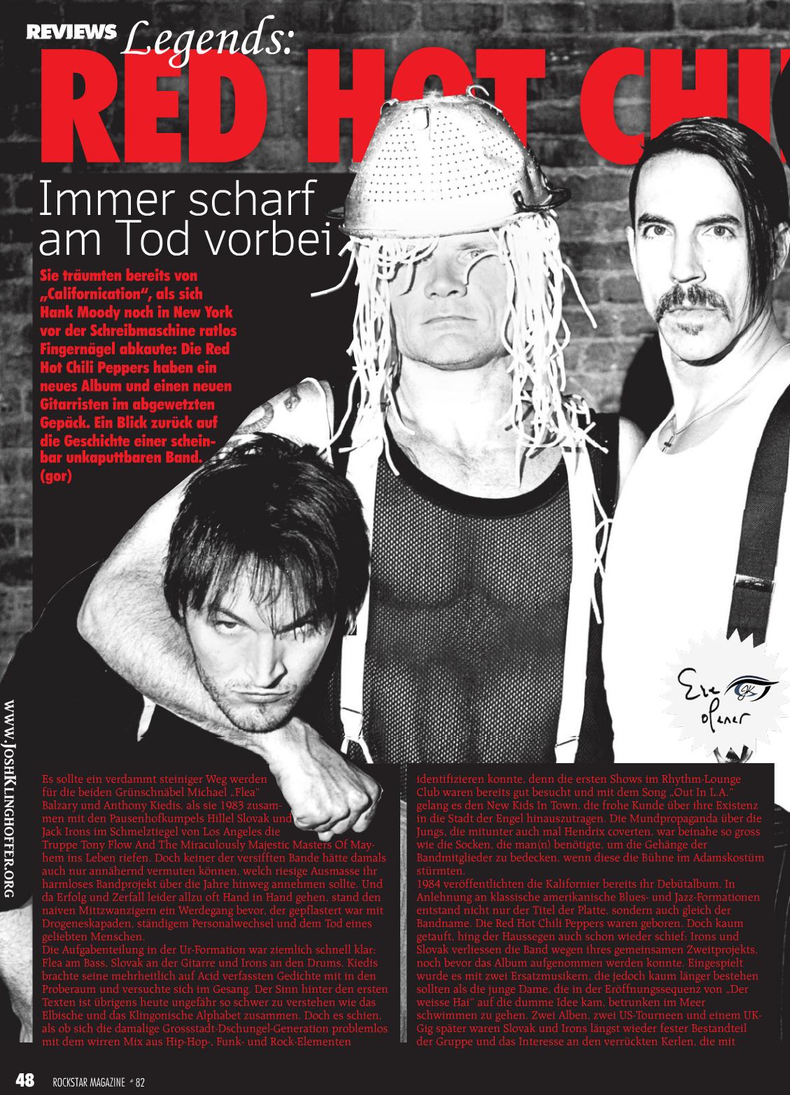 RCKSTR Magazine – Aug 2011