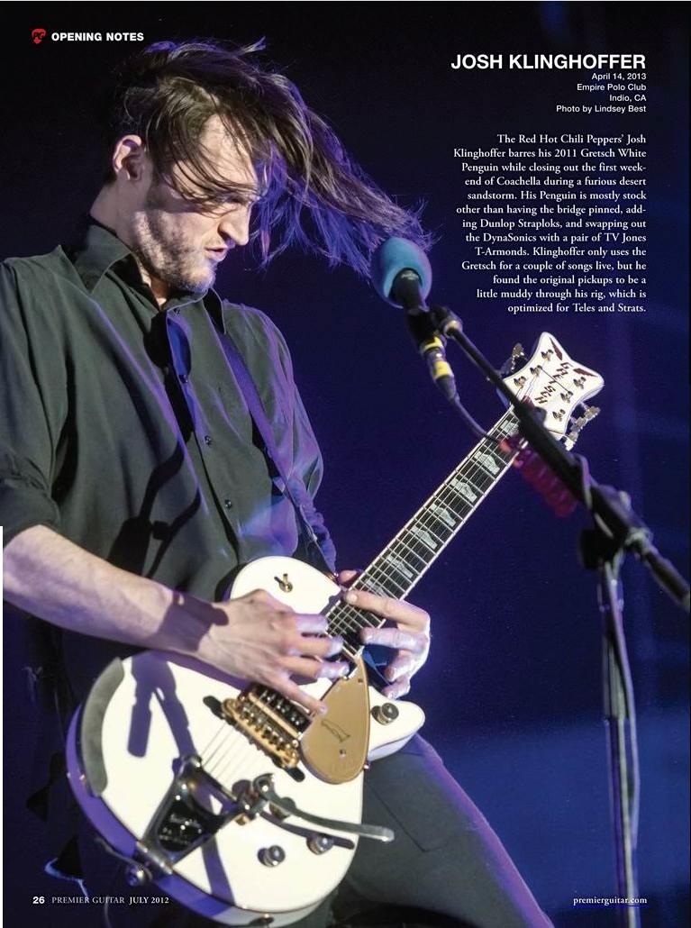 Premier Guitar – July 2013