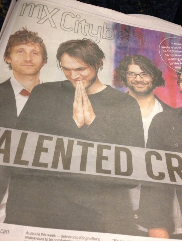 "MX Citybeat: ""Talented Crop"" (Ago 08, 2013)"
