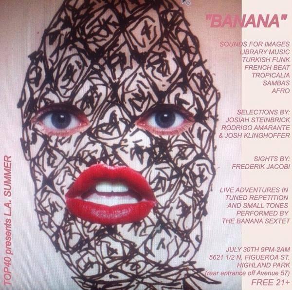 Banana Sextet