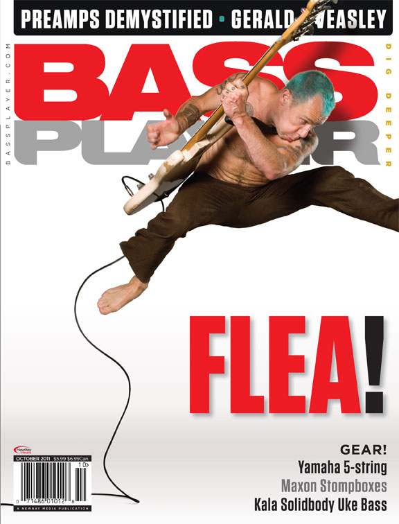 Bass Player Magazine (2011)