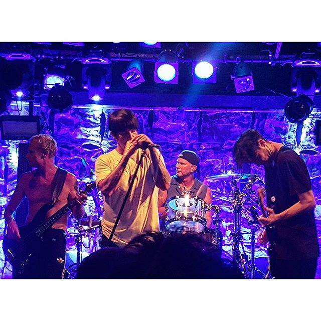 RHCP concert – Belly Up, San Diego (Sep. 27, 2015)