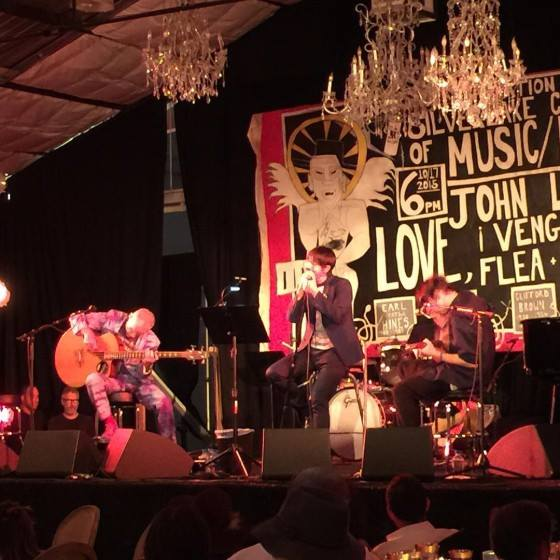 Red Hot Chili Peppers – Silverlake Conservatory 2015