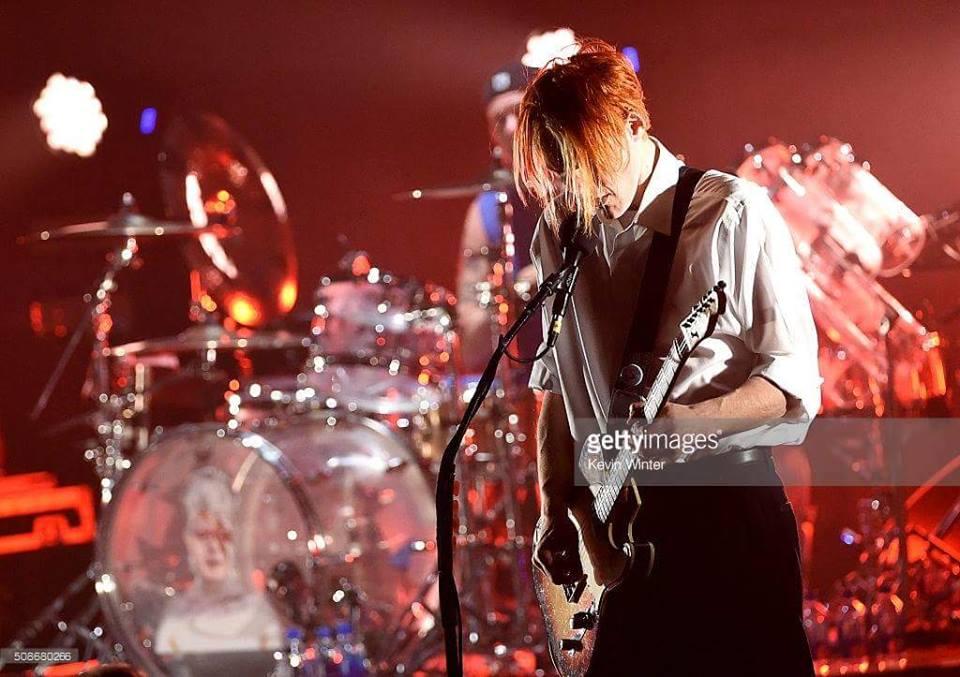 RHCP Concert – LA – California (Feb 5, 2016)