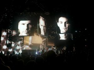 RHCP Concert – Sao Paulo, Brazil (Sep 21, 2011)