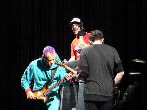 RHCP Concert – Santiago, Chile (Sep 16, 2011)