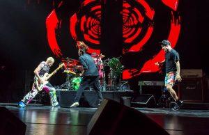 RHCP concert – Helsinki, Finland (Sep. 13, 2016)