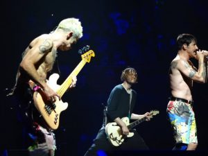 RHCP concert – Madrid, Spain (Sep. 28, 2016)