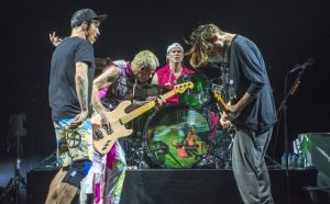 RHCP concert – Barcelona, Spain (Oct. 01, 2016)