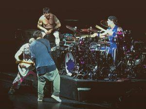 RHCP concert – New York, New York (Fev. 18, 2017)