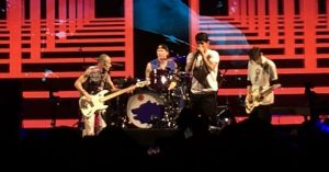 RHCP concert – New York, New York (Fev. 17, 2017)