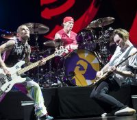 RHCP concert – Lincoln, Nebraska (Jan. 20, 2017)