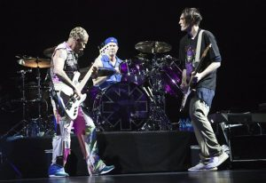 RHCP concert – Charlotte, North Carolina (April 17, 2017)